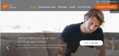 online gfk belgium